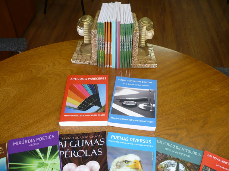 Meus Livros Virtuais e brochuras