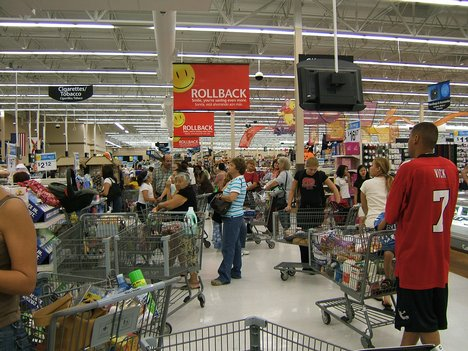 the marketing environment wal mart corporation The company's sales for the quarter set a record and beat wall street  expectations,  h lee scott jr, including a focus on environmental issues   wal-mart has already taken market share from consumer electronics retailers.