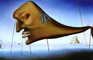 O Sono - Salvador Dali