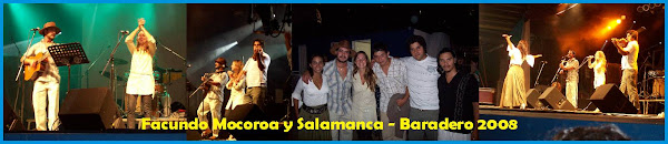 Facundo Mocoroa y la Salamanca