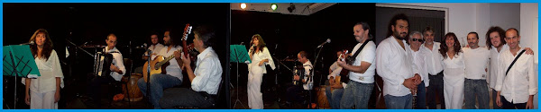 Prersentacion de CD de Myrian Saveedra   07/04/09