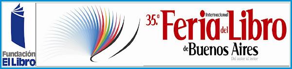 35º Feria Internacional del Libro 23/04 al 11/05/09