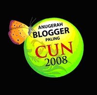 Awards - Blogger Cun