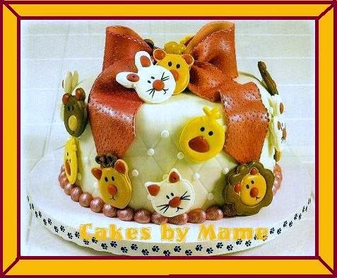 Cake Decorating Sugar Animals : ~ Sugar Teachers ~ Cake Decorating and Sugar Art Tutorials ...