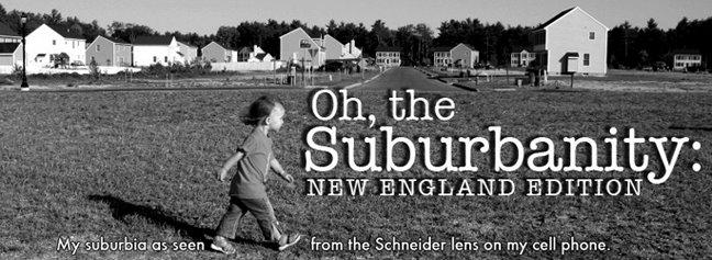 Oh, The Suburbanity: Destination New England