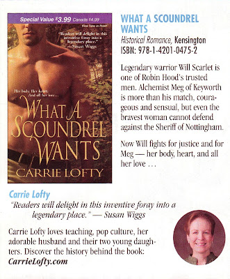 Carrie Lofty What a Scoundrel Wants
