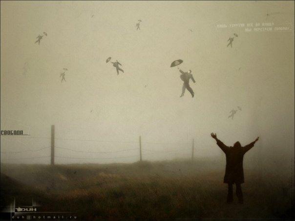 Одиночество..и есть истинная свобода.