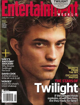 Robert Pattinson Fakes on Vic S 2009 Top Male Celebrity Fakes  Robert Pattinson Twilight S