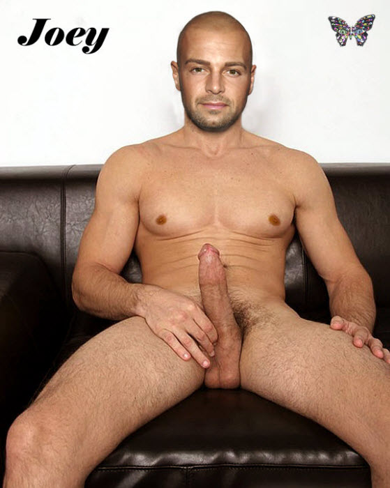 Consider, that Joey lawrence naked nude cock very