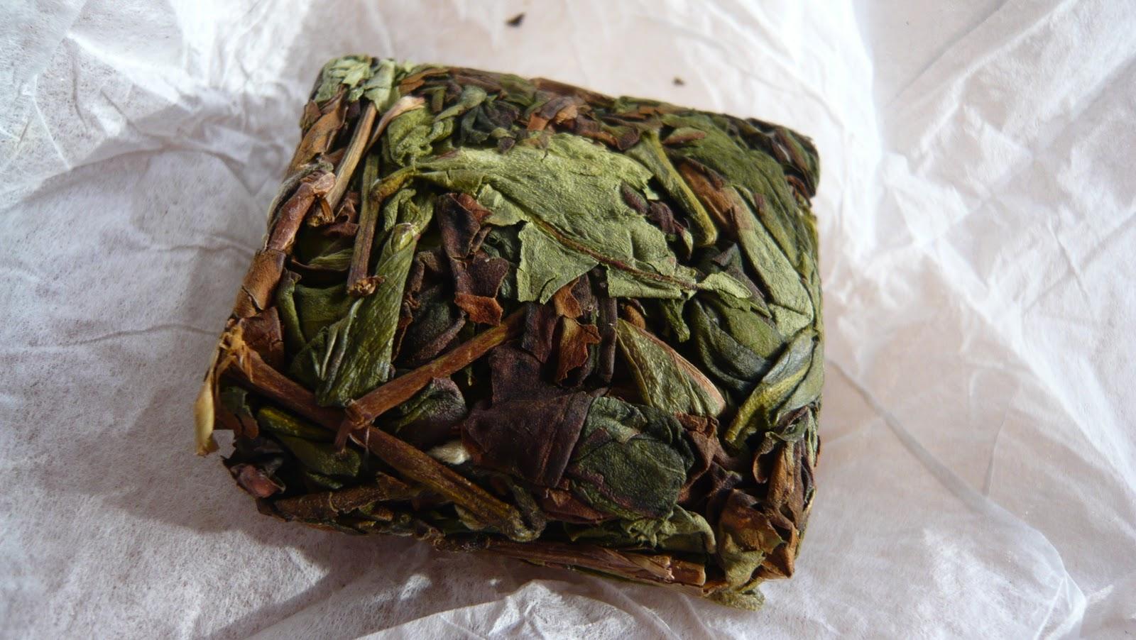 Чай в брикетах фото