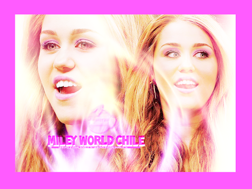 ♥ [{Fans Club Nº 1 de Miley Cyrus World Chile}] ♥ follow on twitter @MileyWorldChile