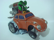 Vw Drag Bug Rat Fink