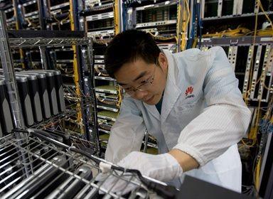 Laboratório Huawei