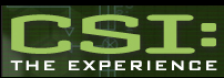 CSI: The Experience logo