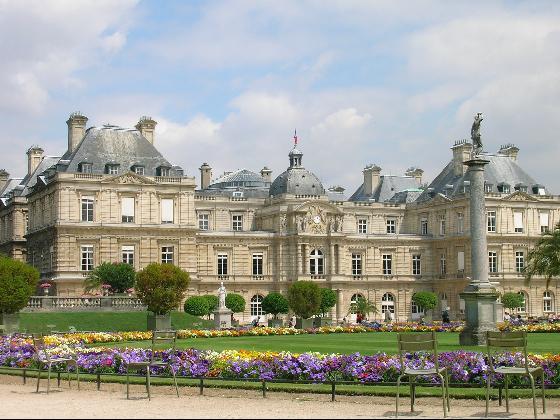 tourist spot travel destination jardin du luxembourg paris destination. Black Bedroom Furniture Sets. Home Design Ideas