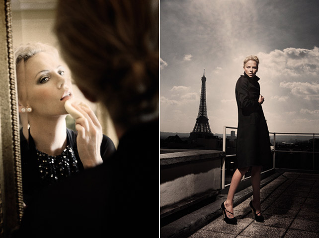 Fashion - Charlize Theron