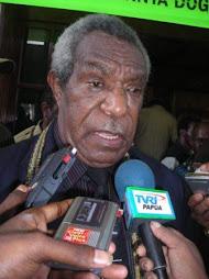 Koordinator para bupati wilayah Papua tengah