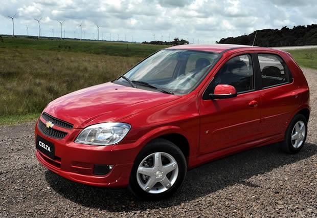 2003 Chevrolet Celta. Novo Chevrolet Celta e Prisma