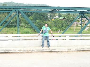 สะพานเหล็กข้ามน้ำปายของเดิม