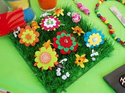O nosso jardim!!!