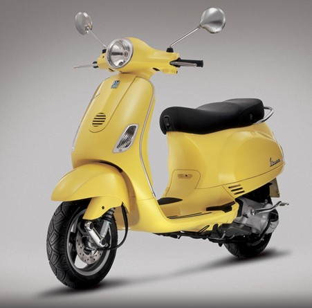 Vespa Rental for 1 Day,