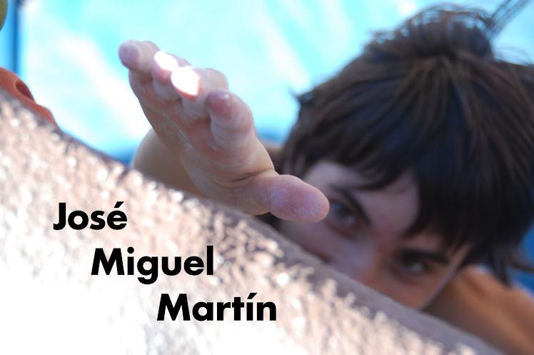 Jose Miguel Martín