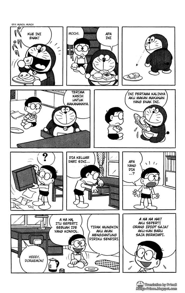 Gambar Manga Doraemon Hal 8