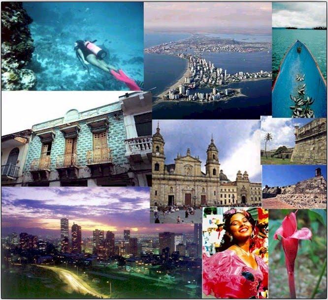 Ciudades de colombia para conocer