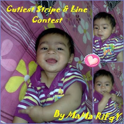 Cutiest Stripe & Line Contest