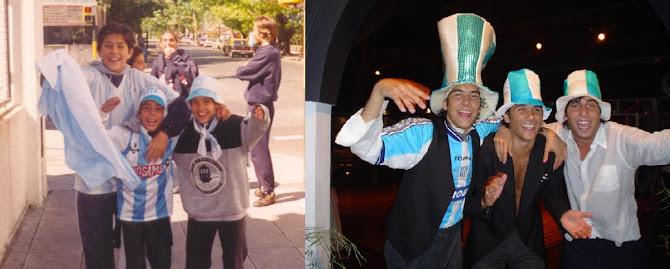 Antes y Después....