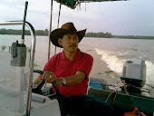 9W2IBO Sedang Mengendali Bot Di Danau To' Uban