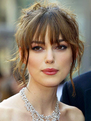 Best Woman Beautiful Bang Hairstyles Ideas