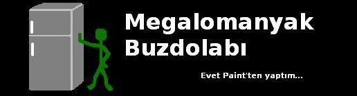 megalomanyak buzdolabı