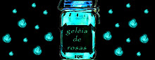 O RELICÁRIO DE RECEITAS - INDICE DO GELEIA DE ROSAS