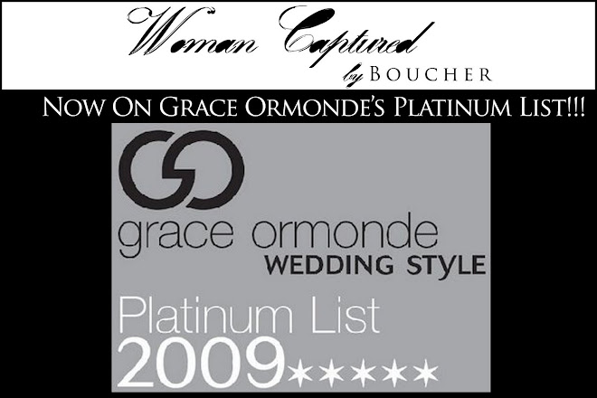 GRACE ORMONDE PLATINUM VENDOR