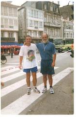 A miña primeira carreira: Agosto-1999