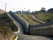 Border Wall in California