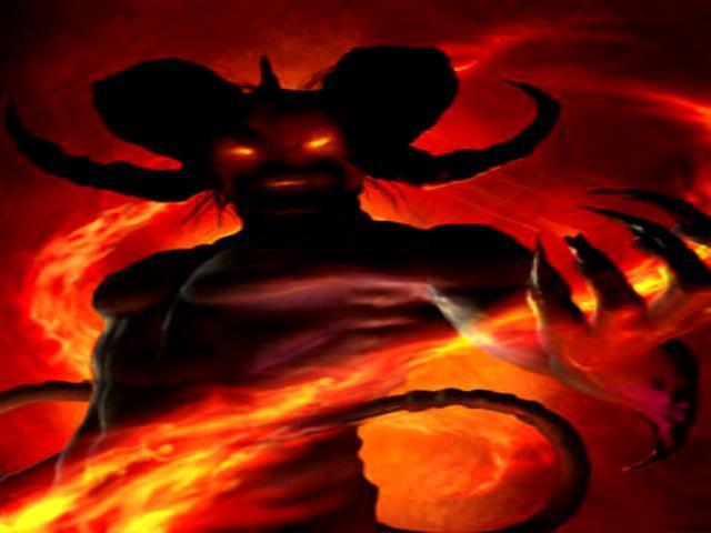 Vender el Alma al Diablo Demonio