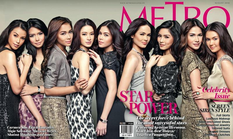 Metro magazine the premier fashion magazine in the philippines from