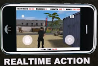 The Expendables Iphone Game.