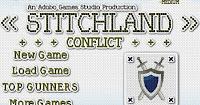 Stitchland Conflict walkthrough.
