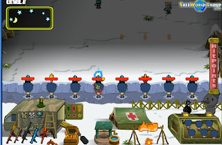 Pet Soldiers walkthrough.
