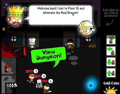 Dungeon Developer walkthrough.