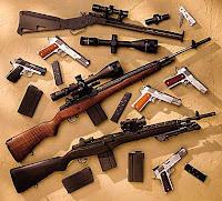 RDC : l'Ong Parec récupère 12.090 armes à Kinshasa et les remet au gouvernement. dans NEWS armes