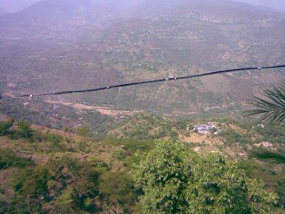 Deep Valley, Himachal,