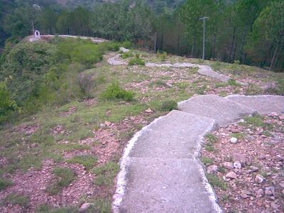 Short, Road, Way, Beautiful, Himachal