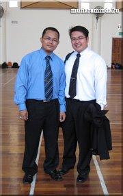 Bersama Pakar Motivasi En. Osman Affan