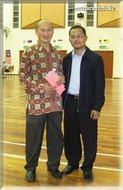 Bersama Penceramah Terkenal Dr. Ridhuan Tee Abdullah