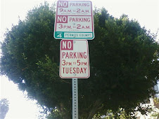 So What Time Am I ALLOWED To Park Here?