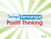 Mencoba Sesuatu Yang Positif